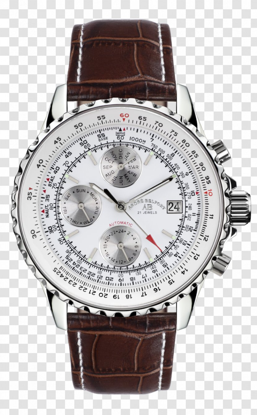 Flyback Chronograph Watch Sinn Breitling SA - Brand Transparent PNG