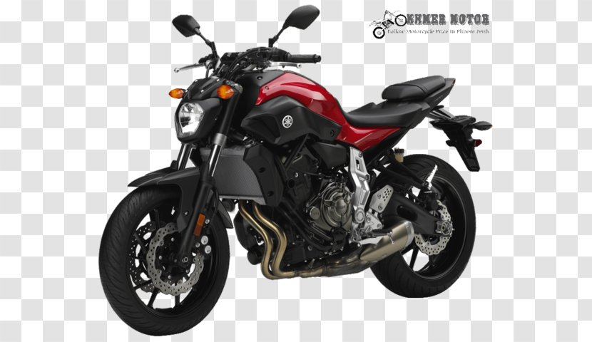 Yamaha Motor Company Fz16 Motorcycle California Mt 07 List Price Transparent Png