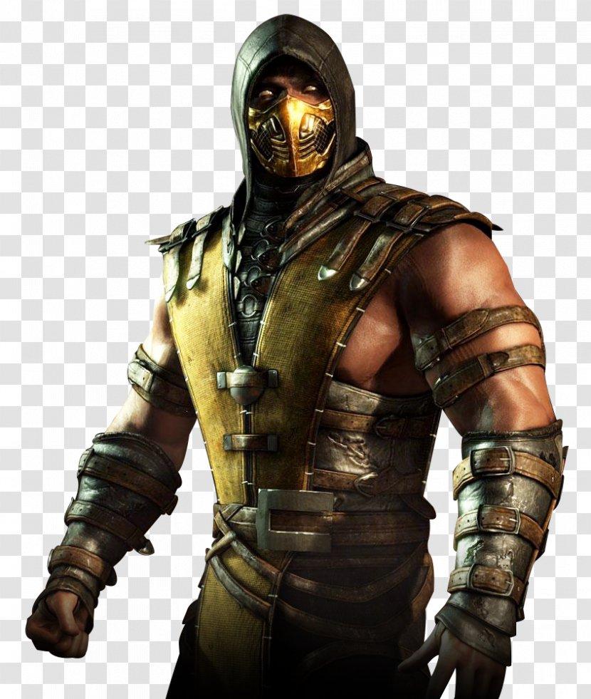 Mortal Kombat X Sub Zero Kitana Scorpion Mercenary Scorpions
