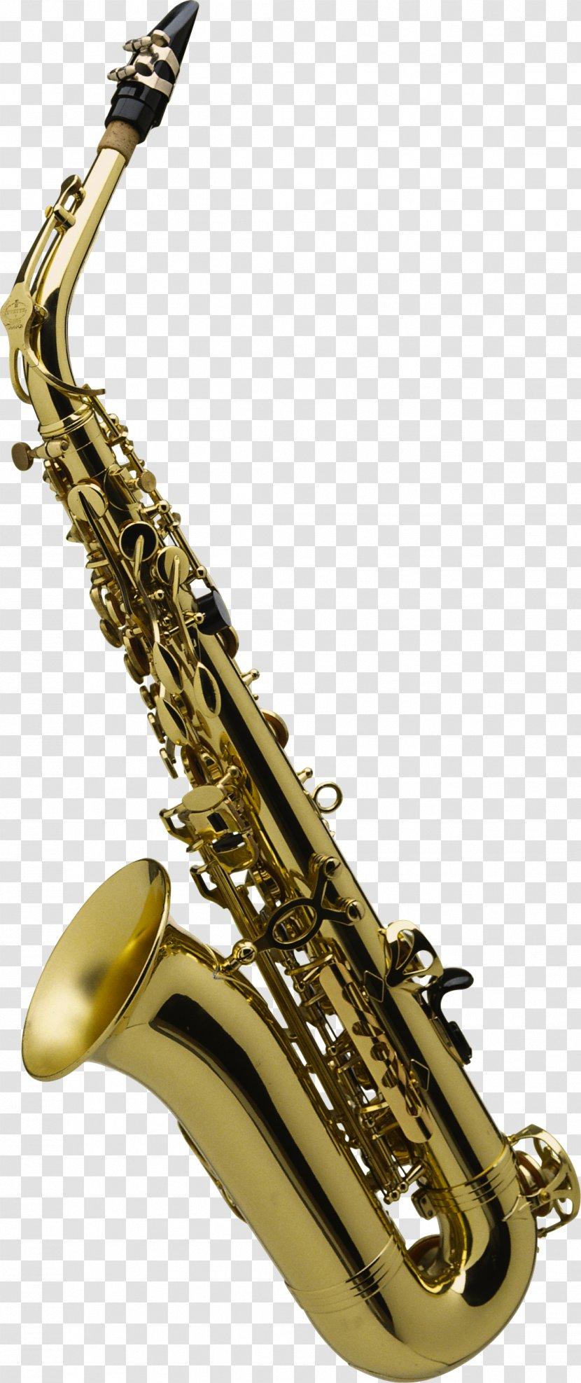 Musical Instruments Trumpet Image Clip Art Saxophone - Heart Transparent PNG