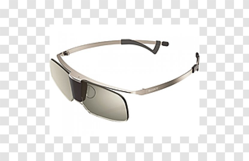 Active Shutter 3d System 3d Brille Sony Polarized Glasses Personal Protective Equipment Transparent Png