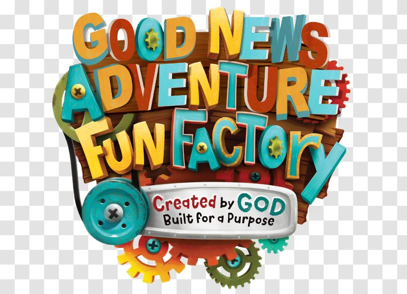 Maker Fun Factory Logo Outdoor Banner 8ft X 4ft Vacation Bible School Christian Church Made For