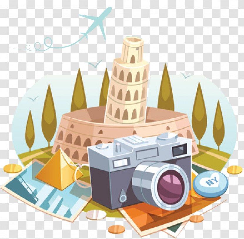 Adventure Travel Tourism Clip Art - Luggage Transparent PNG