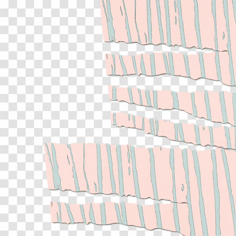 Line Angle Pink M Pattern Font Transparent PNG