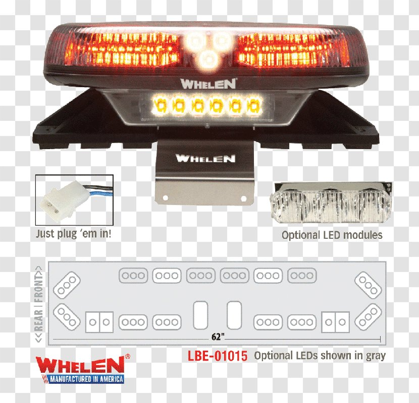 light car bumper tow truck - whelen engineering company transparent png  pnghut