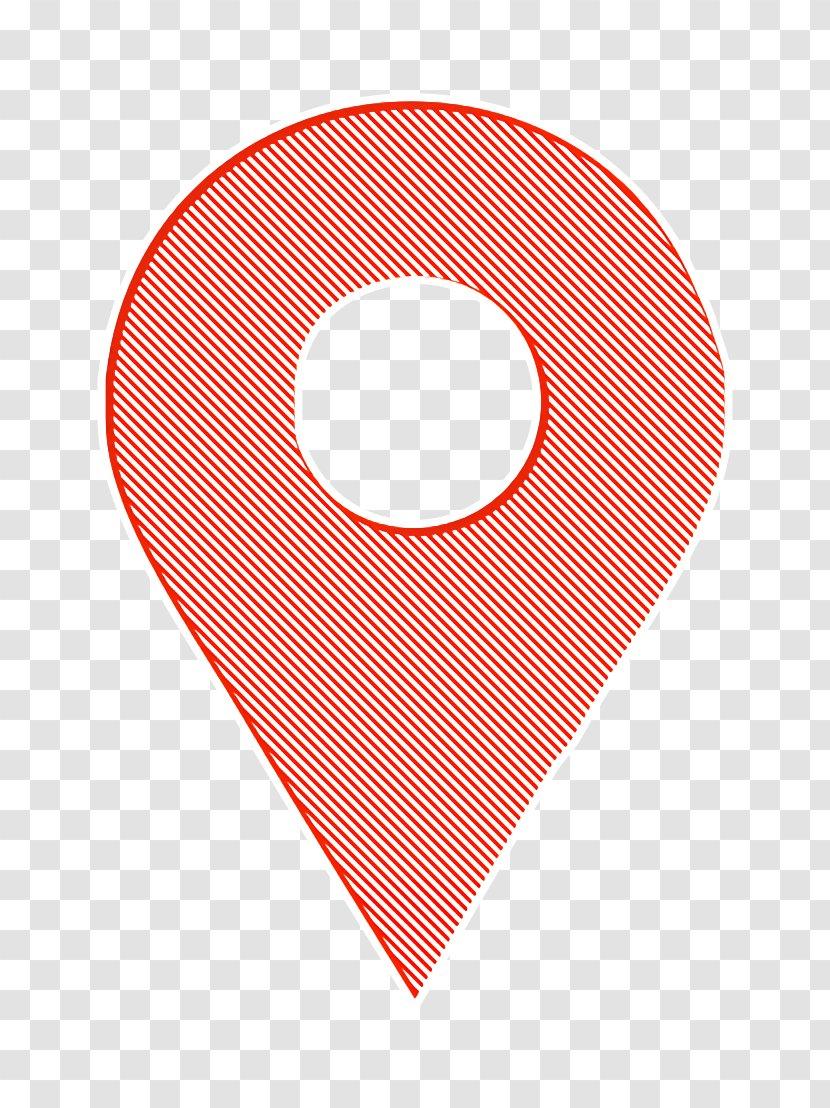 Location Icon Places - Logo Symbol Transparent PNG