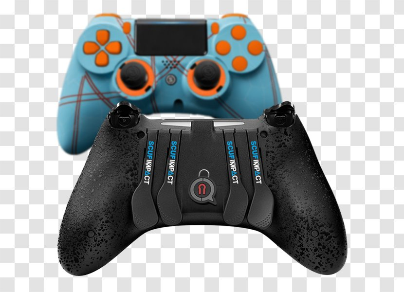 Game Controllers Joystick Xbox 360 Controller Playstation 4 Video Consoles Silhouette Transparent Png
