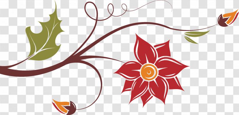 Flower Border Flower Background Transparent PNG
