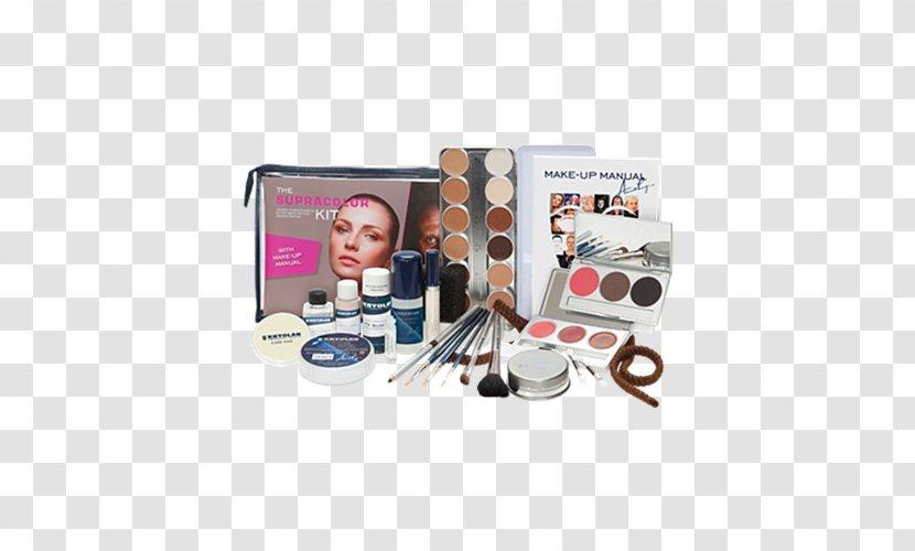 Cosmetics Kryolan Makeup Manual