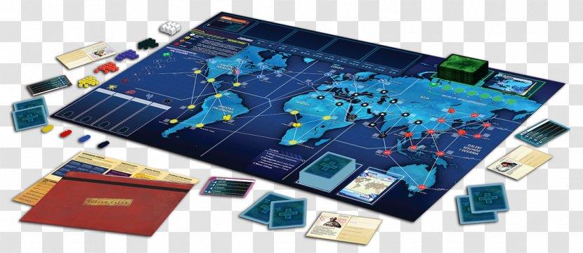 Pandemic Board Game Risk Disease - Electronics Transparent PNG