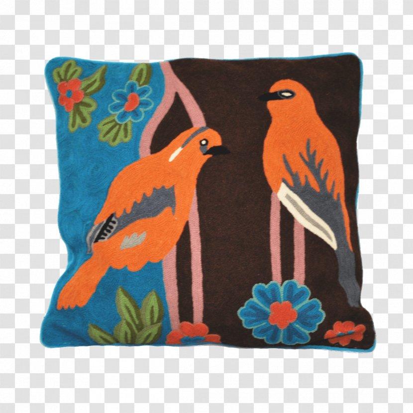Throw Pillows Cushion Beak - Orange - Pillow Transparent PNG