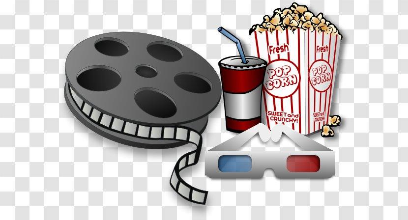 Film Reel Cinema Clip Art - Free Content - Matinee Cliparts Transparent PNG