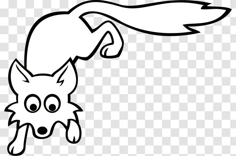 Arctic Fox Gray Wolf Clip Art - Arctic Fox Art Transparent, HD Png Download  - vhv
