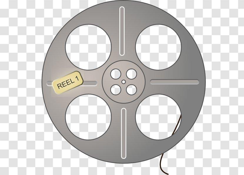Art Film Reel Cinema Clip Transparent PNG