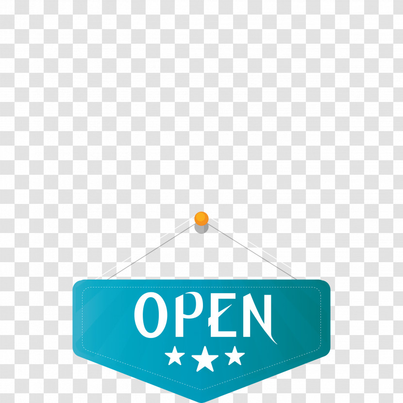 Open Tag Open House Tag Transparent PNG