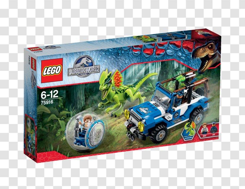 Lego Jurassic World Dilophosaurus Amazon.com ACU Trooper - Brickworld - Toy Transparent PNG