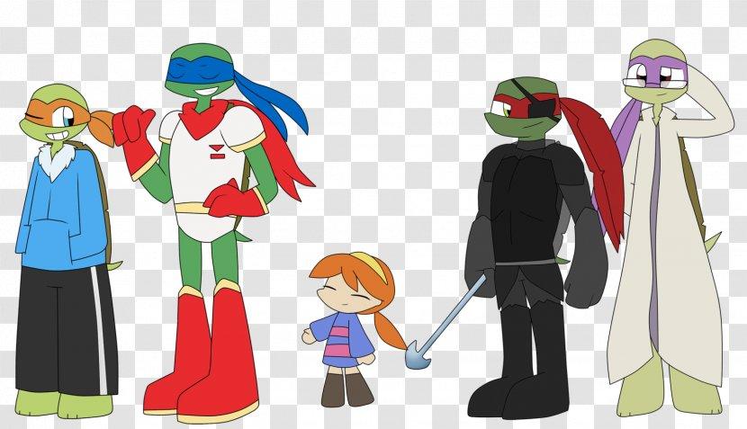 Leonardo Raphael Undertale Splinter Teenage Mutant Ninja Turtles