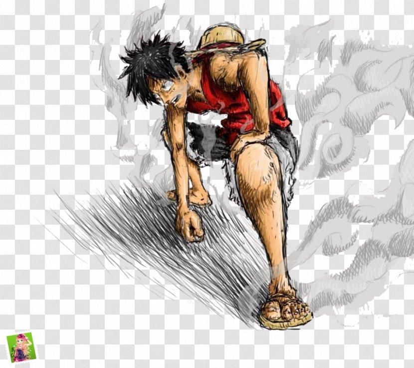 Monkey D Luffy Nami Roronoa Zoro Vinsmoke Sanji One Piece Art Transparent Png