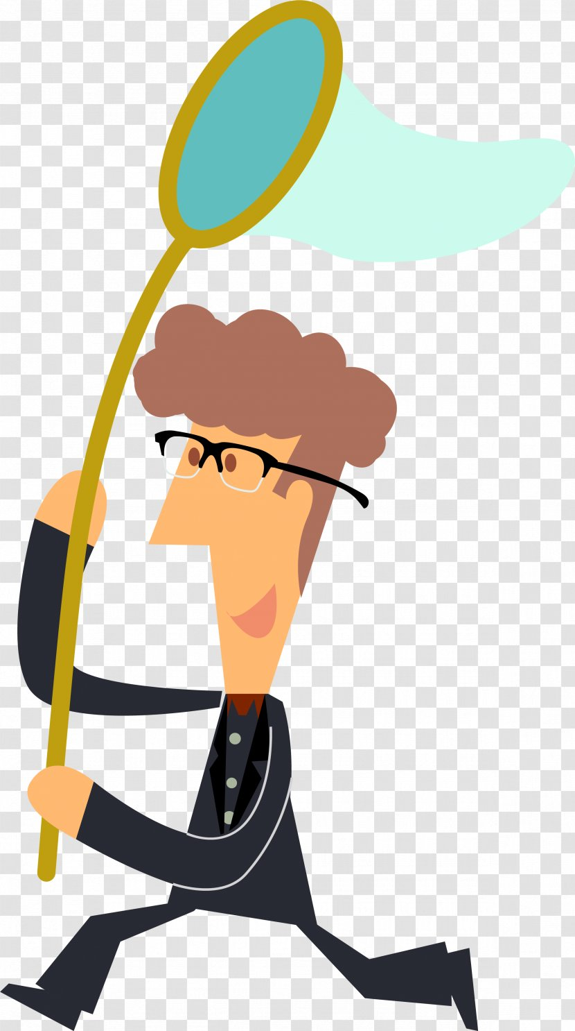Adobe Illustrator Time Management Male Cartoon Business People Transparent Png