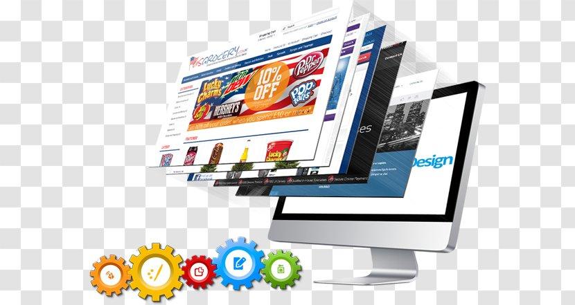 Web Development Responsive Design E Commerce Hosting Service Ecommerce Website Maintenance Transparent Png