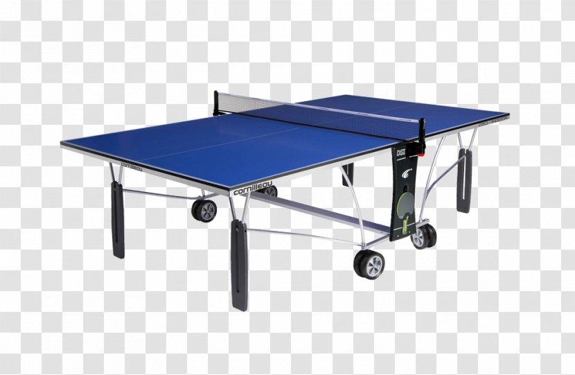 Table Cornilleau SAS Ping Pong Sport Tennis - Racket Transparent PNG