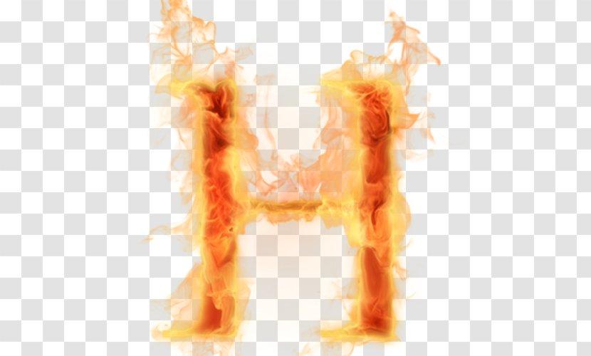Letter Alphabet Combustion - Watercolor - Flame Transparent PNG
