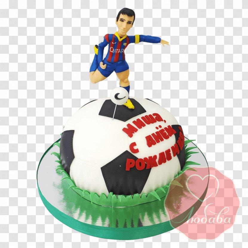 Birthday Cake Torte Fc Barcelona Decorating Chelsea F C Fc Transparent Png