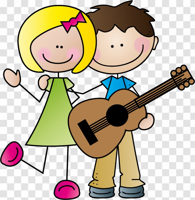 Kids Playing Cartoon - Play - With Transparent PNG