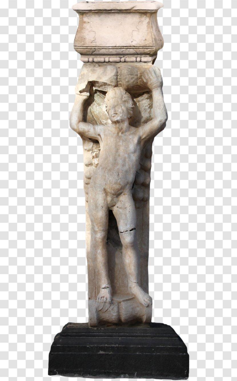 Stone Sculpture Statue Classical Transparent PNG