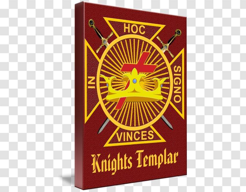 Knights Templar York Rite Freemasonry Font Transparent Png