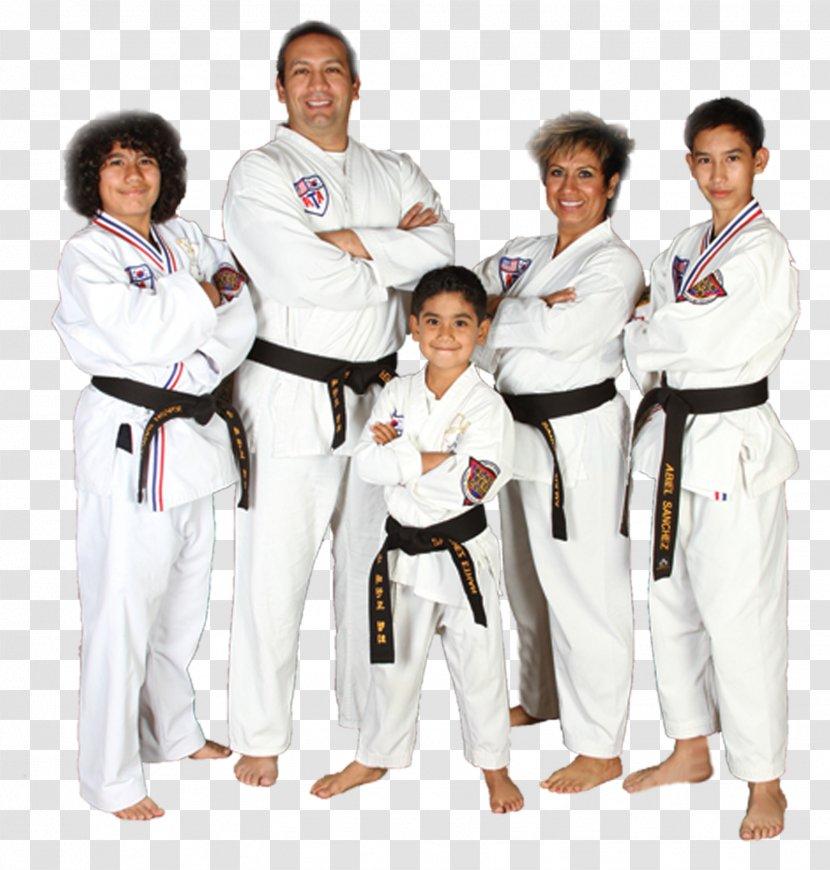 Karate Dobok Martial Arts Hapkido Taekwondo Transparent PNG