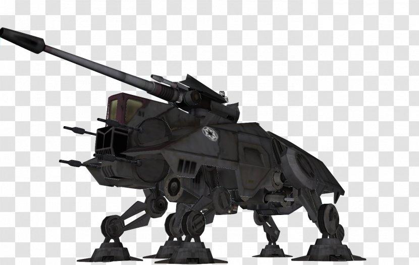 All Terrain Tactical Enforcer Star Wars Digital Art Vehicle Tiger 1 Tank Wallpaper Transparent Png