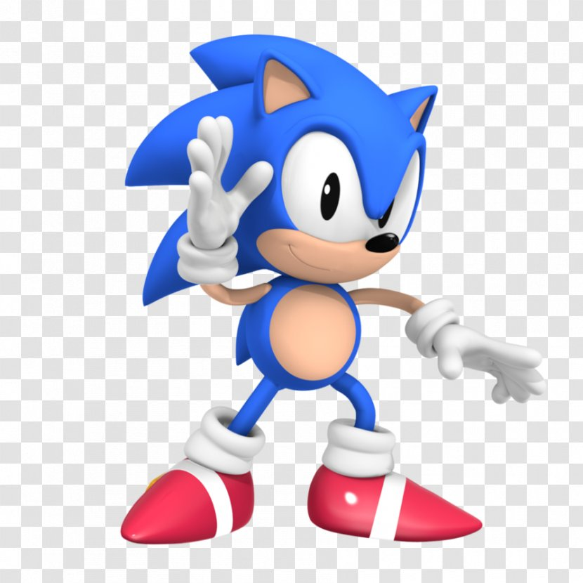 Sonic The Hedgehog 3 Generations Classic Collection Adventure Cartoon Transparent Png