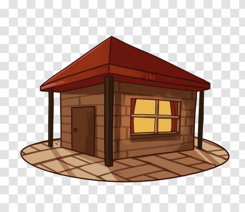 House Building Minecraft Home Hut Log Cabin Store Transparent Png