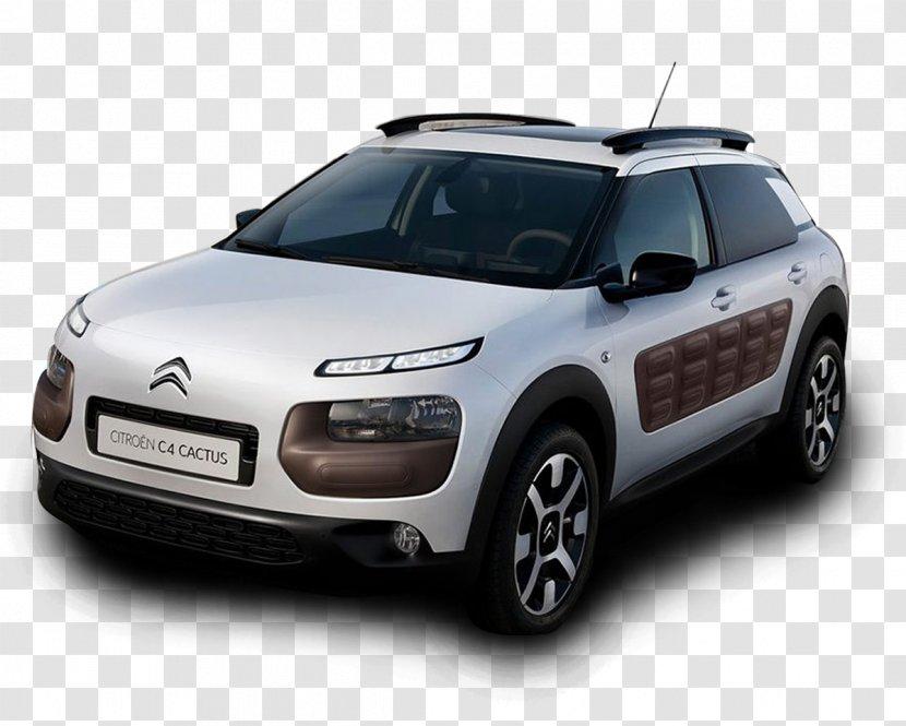 Citroën C4 Cactus Picasso Car - Citroen Transparent PNG