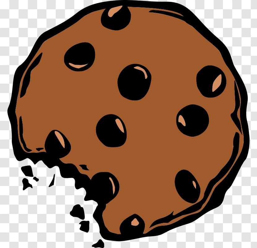 Cookie Monster Chocolate Chip Biscuits Clip Art - Bite Cliparts Transparent PNG