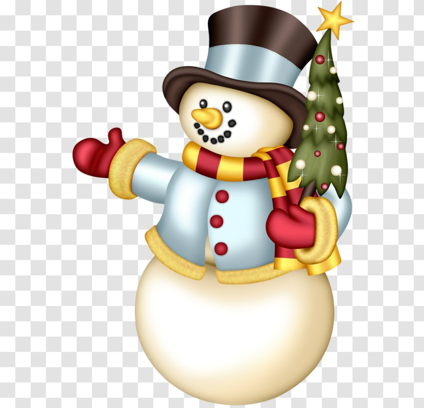 Clip Art Christmas Snowman Day Santa Claus - Snow Transparent PNG
