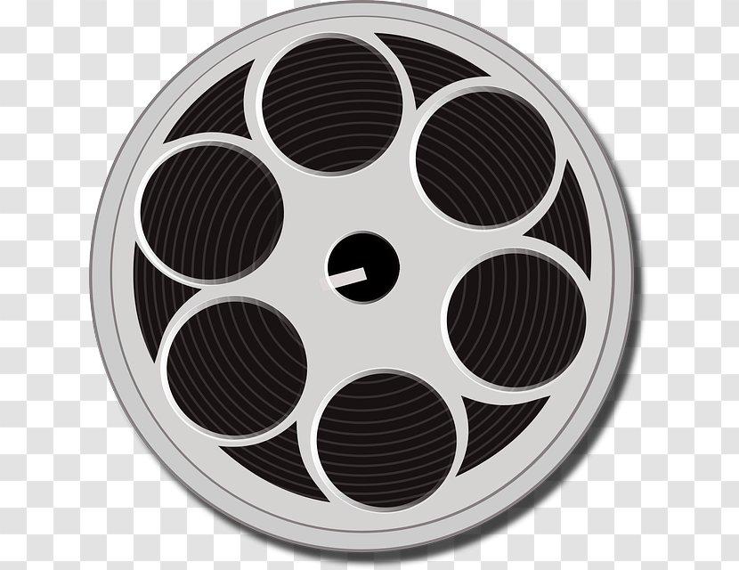 Film Reel Cinema Clip Art Transparent PNG