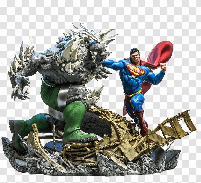 Doomsday Superman Darkseid Figurine Action Toy Figures