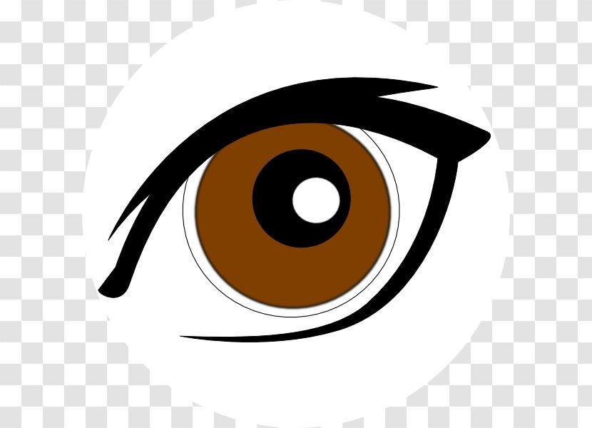Human Eye Eyebrow Clip Art Evil Cartoon Eyes Transparent Png