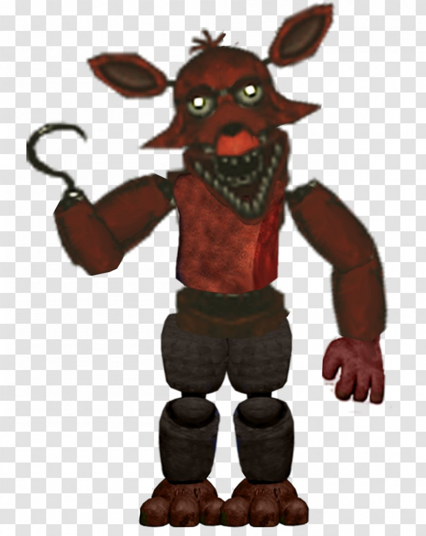 Five Nights At Freddy S 2 4 Animatronics Jump Scare Freddy S Nightmare Foxy Transparent Png