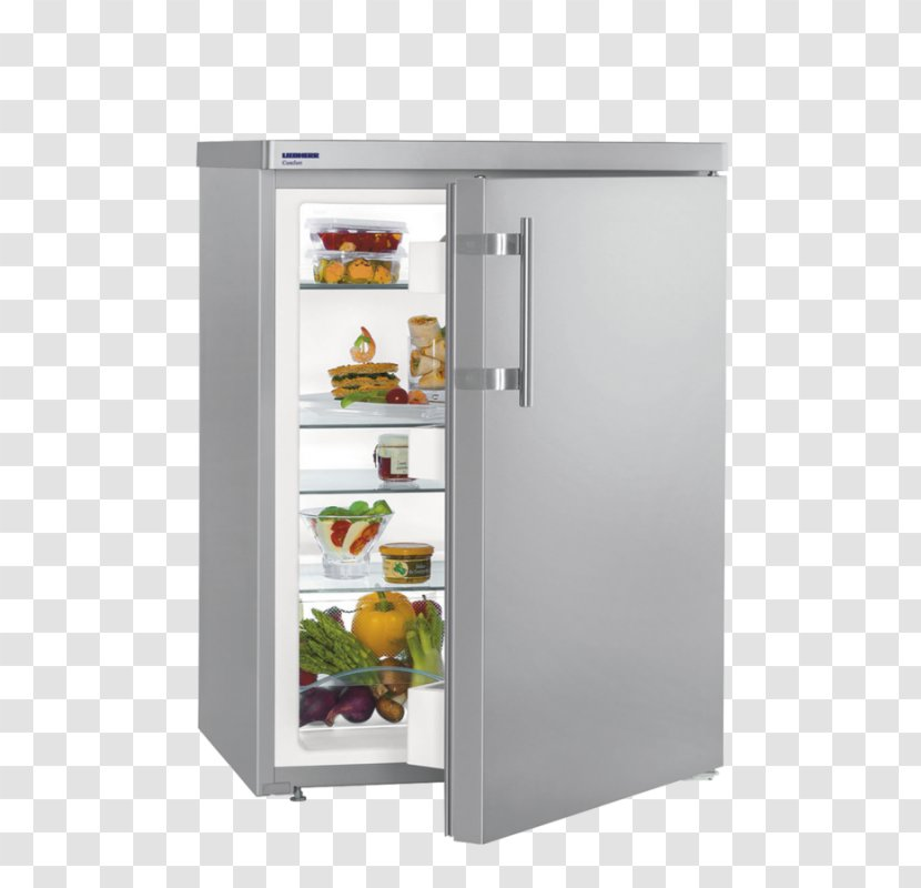 Liebherr Group Refrigerator Freezers Table Bluperformance Right Transparent Png