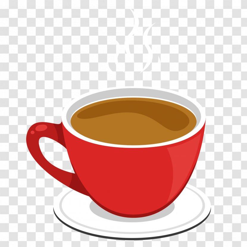 Kaffee-Tasse Tee-Becher-clipart - Espresso-Cliparts png herunterladen -  600*545 - Kostenlos transparent Text png Herunterladen.