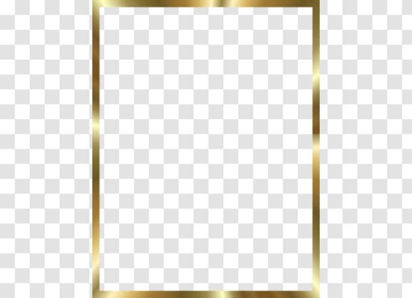 Paper Picture Frames Wall Printing Wallpaper - Lighting - Best Free Frame Gold Image Transparent PNG