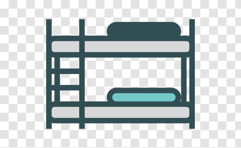 Furniture Bunk Bed Hotel Refrigerator - Rectangle Transparent PNG