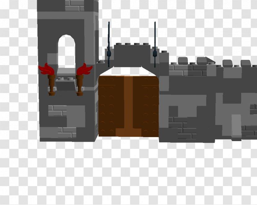Brand Font - Castle Gate Transparent PNG