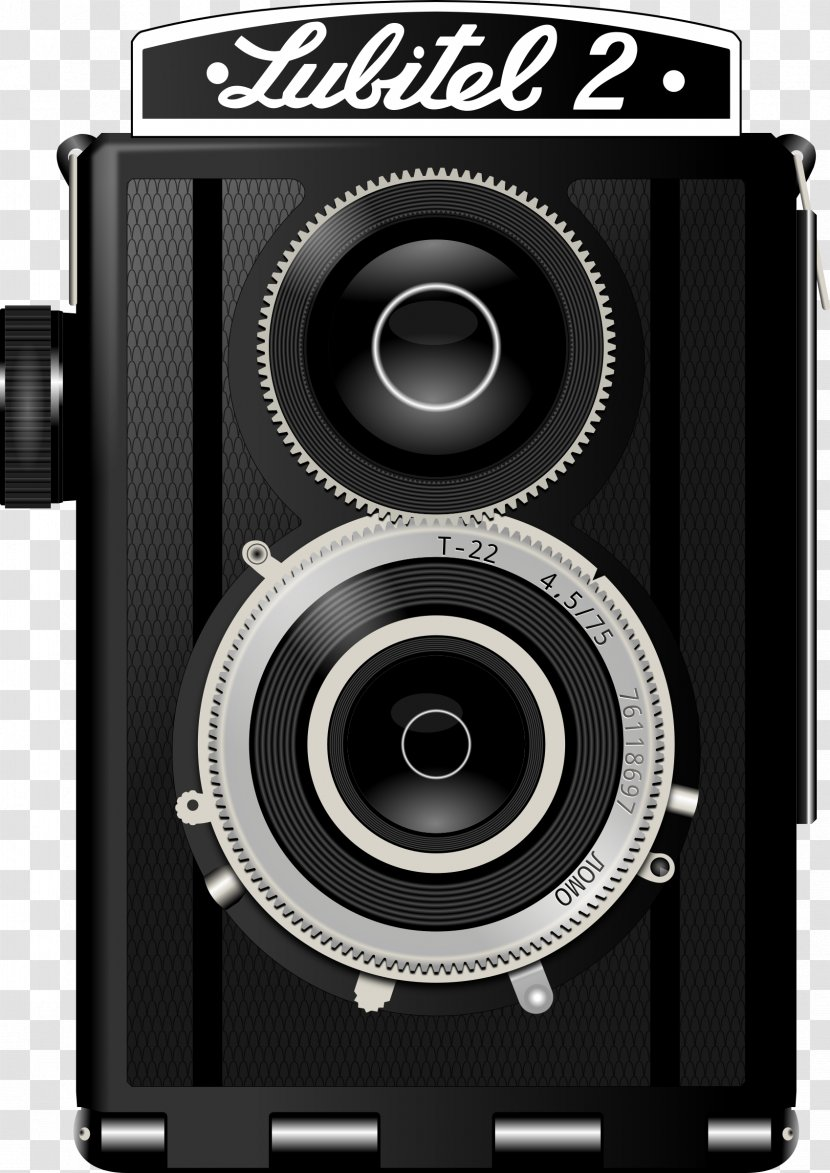 Camera Photography Clip Art Computer Speaker Cameras Transparent Png