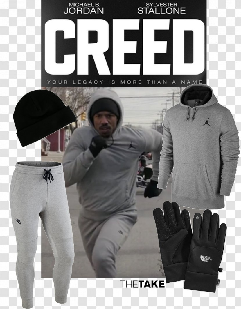 Hoodie Adonis Creed T-shirt Tracksuit