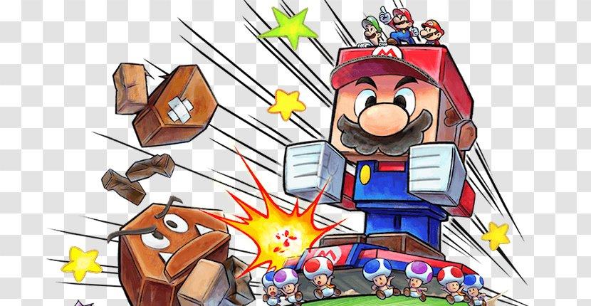 Mario Luigi Paper Jam Superstar Saga Bowser S Inside Story Bros