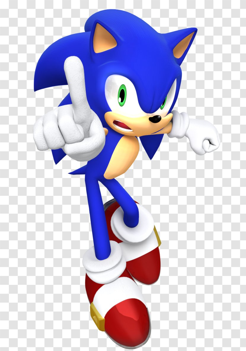 Sonic Jump Forces Rendering The Hedgehog Knuckles Echidna Transparent Png